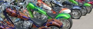motorcycle towing at Sturgis