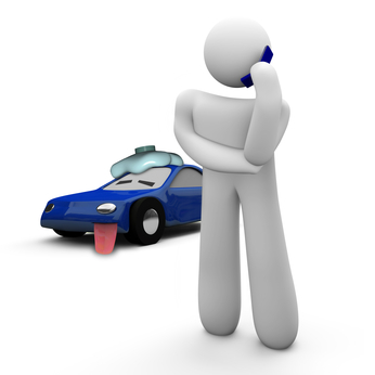 accident removal - Call Tom's Towing