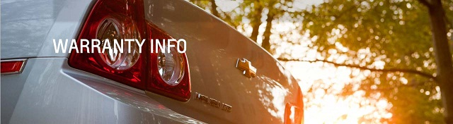dealer warranty towing - chevy